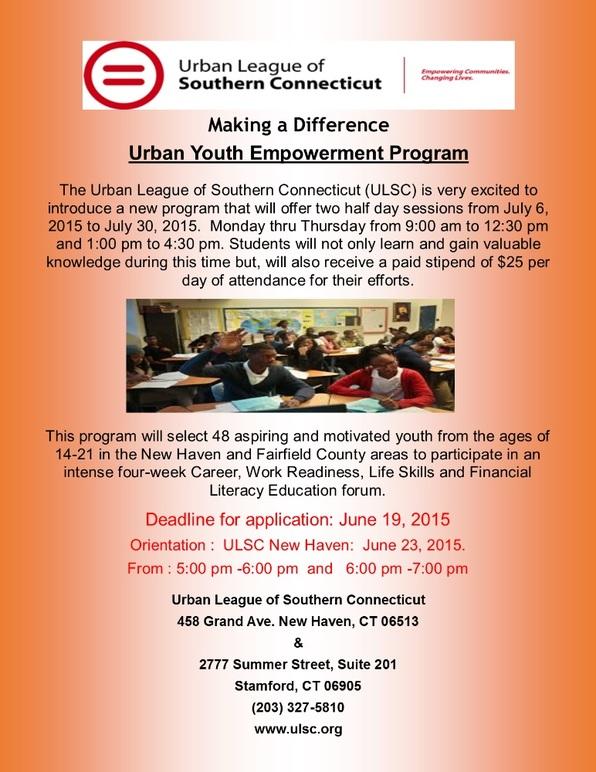 urban league 1
