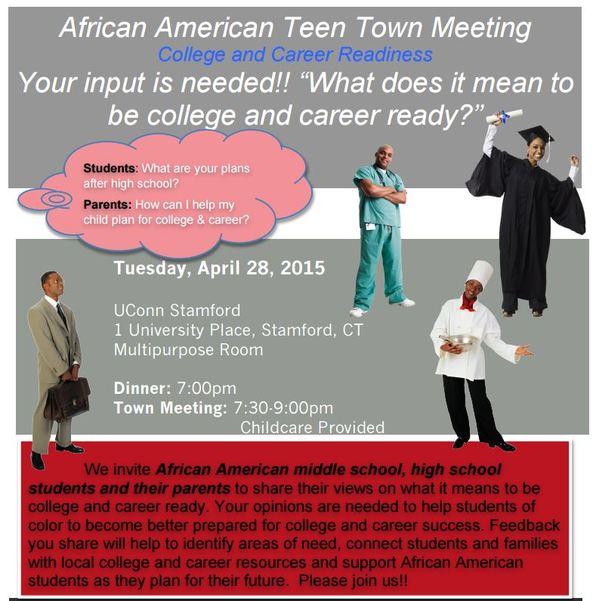 Teen Town Meeting 1