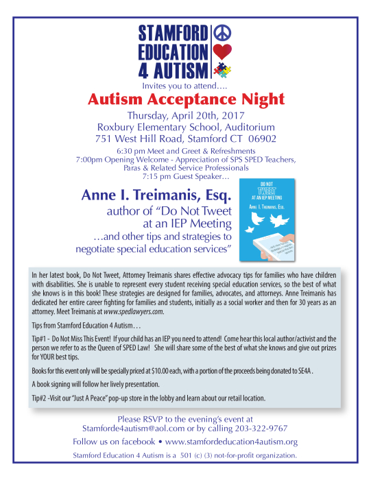 Autism Night